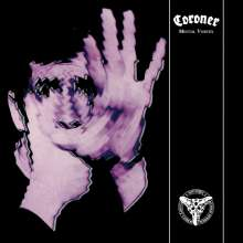 Coroner: Mental Vortex (2018 Remaster), CD