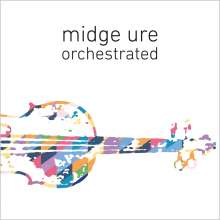 Midge Ure: Orchestrated (Limited-Edition) (Clear Vinyl), 2 LPs
