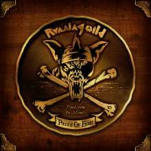 Running Wild: Pieces Of Eight (Limited-Deluxe-Box-Set), 7 CDs