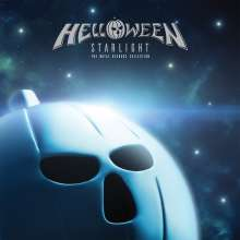 "Helloween: Starlight: The Noise Records Collection (Limited-Edition-Box-Set) (Colored Vinyl), 2 Single 12""s"