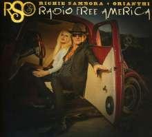 RSO (Richie Sambora & Orianthi): Radio Free America, CD