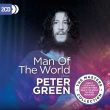 Peter Green: Man Of The World (The Masters Collection), 2 CDs