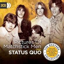 Status Quo: Pictures of Matchstick Men (The Masters Collection), 2 CDs