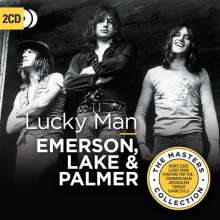 Emerson, Lake & Palmer: Lucky Man (The Masters Collection), 2 CDs