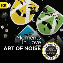 The Art Of Noise: Moments in Love (The Masters Collection), 2 CDs