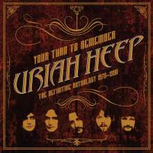 Uriah Heep: Your Turn To Remember: The Definitive Anthology 1970-1990 (180g), 2 LPs