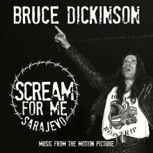 Bruce Dickinson: Scream For Me Sarajevo (180g), 2 LPs