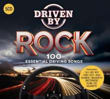 Driven By Rock, 5 CDs