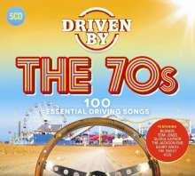 Driven By The 70s, 5 CDs