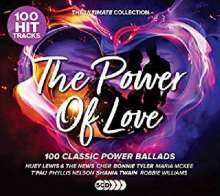 The Power Of Love, 5 CDs