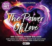 Power Of Love, 5 CDs