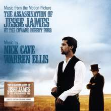 Nick Cave & Warren Ellis: Filmmusik: The Assassination Of Jesse James By The Coward Robert Ford (remastered) (Limited-Edition) (Whiskey Colored Vinyl), LP