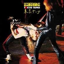 Scorpions: Tokyo Tapes, CD