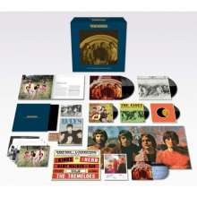 The Kinks: The Kinks Are The Village Green Preservation Society (50th-Anniversary-Stereo-Edition) (Limited-Super-Deluxe-Edition-Box-Set), 11 LPs