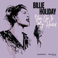 Billie Holiday (1915-1959): You Go To My Head, LP