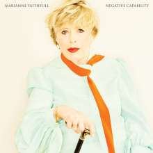 Marianne Faithfull: Negative Capability, CD