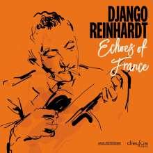 Django Reinhardt (1910-1953): Echoes Of France (2018 Version), CD