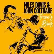 Miles Davis & John Coltrane: Trane's Blues, LP