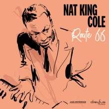 Nat King Cole (1919-1965): Route 66, LP
