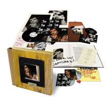 "Keith Richards: Talk Is Cheap (180g) (Limited-Numbered-Edition-Super-Deluxe-Box-Set), 2 LPs, 2 Singles 7"", 2 CDs und 1 Merchandise"