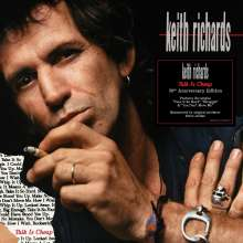 Keith Richards: Talk Is Cheap (30th-Anniversary-Edition), CD
