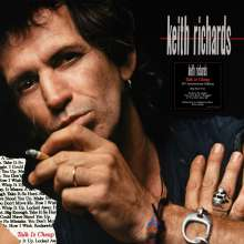 Keith Richards: Talk Is Cheap (30th Anniversary-Edition) (180g)