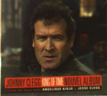 Johnny Clegg: King Of Time, CD