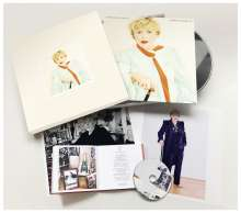 Marianne Faithfull: Negative Capability (Limited-Edition) (Box-Set), 1 LP und 1 CD