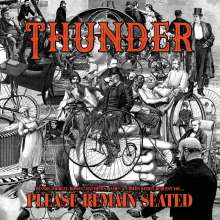 Thunder: Please Remain Seated (180g), 2 LPs