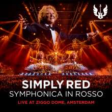 Simply Red: Symphonica In Rosso (Live At Ziggo Dome Amsterdam), 2 CDs
