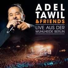Adel Tawil: Adel Tawil & Friends: Live aus der Wuhlheide Berlin, DVD