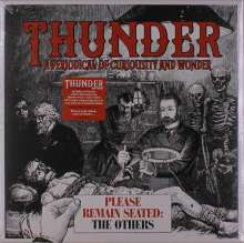 Thunder: Please Remain Seated: The Others (Limited Edition) (Clear Vinyl), LP