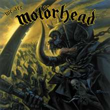 Motörhead: We Are Motörhead, CD