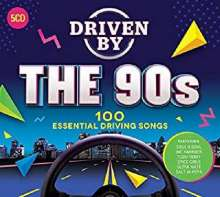 Driven By The 90's, 5 CDs