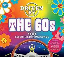 Driven By The 60's, 5 CDs