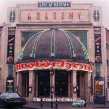 Motörhead: Live At Brixton Academy: The Complete Concert (25th-Anniversary-Edition), 2 CDs