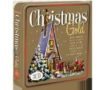 Christmas Gold (Metalbox Edition), 3 CDs