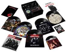 Motörhead: Made In 1979 (40th Anniversary Deluxe Vinyl Edition Box Set) (180g), 9 LPs