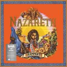 Nazareth: Rampant (remastered) (Blue Vinyl), LP