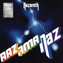 Nazareth: Razamanaz (remastered) (Yellow Vinyl), LP