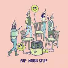 PUP: Morbid Stuff (Limited-Edition) (Colored Vinyl), LP
