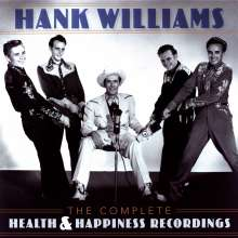 Hank Williams: The Complete Health & Happiness Recordings, 3 LPs