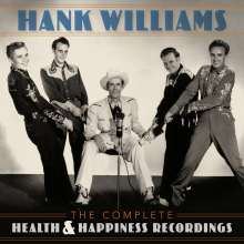 Hank Williams: The Complete Health & Happiness Recordings, 2 CDs