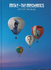 Mike & The Mechanics: Out Of The Blue (Deluxe-Edition), 2 CDs