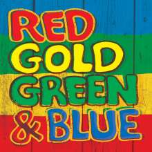 Red Gold Green & Blue, CD