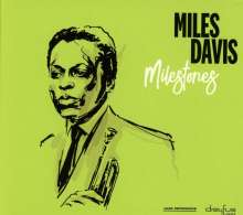 Miles Davis (1926-1991): Milestones, CD