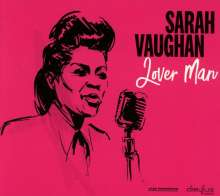 Sarah Vaughan (1924-1990): Lover Man, CD