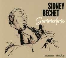Sidney Bechet (1897-1959): Summertime, CD