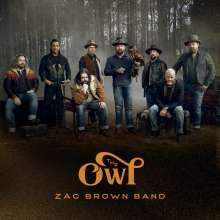 Zac Brown Band: The Owl, CD