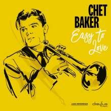 Chet Baker (1929-1988): Easy To Love, LP